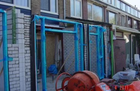 Aanbouw Parkietstraat Maassluis