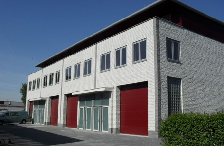Bedrijfsverzamelgebouw Delft