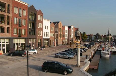 Havenkwartier Oudbeijerland